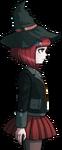 Danganronpa V3 Himiko Yumeno Halfbody Sprite (Debate Scrum) (1)