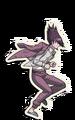 Danganronpa V3 Kaito Momota Death Road of Despair Sprite 04