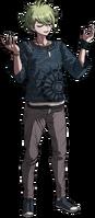 Danganronpa V3 Rantaro Amami Fullbody Sprite (16)