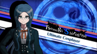 Danganronpa V3 Tsumugi Shirogane Introduction (Demo Version)