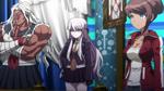 Danganronpa the Animation (Episode 07) - Revealing Hifumi was an accomplice (1)