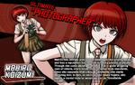 Promo Profiles - Danganronpa 2 (English) - Mahiru Koizumi