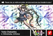 Danganronpa V3 Bonus Mode Card Tenko Chabashira U FR