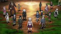 Danganronpa V3 CG - Start of the Killing School Semester