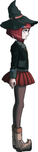 Danganronpa V3 Himiko Yumeno Fullbody Sprite (Debate Scrum) (2)