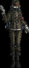 Danganronpa V3 Korekiyo Shinguji Fullbody Sprite (13)