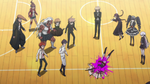 Danganronpa the Animation (Episode 02) - Junko Enoshima's Punishment (32)