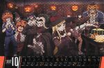 Danganronpa 3 Despair Arc 2017-2018 Calendar - 10 October 2017