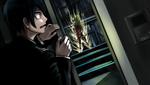 Danganronpa V3 CG - Gonta Gokuhara searching for Shuichi Saihara (1)