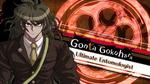 Danganronpa V3 Gonta Gokuhara Introduction (Demo Version)