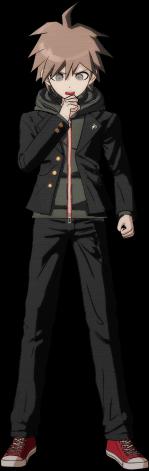 Danganronpa 1 Demo Makoto Naegi 05