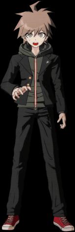 Danganronpa 1 Demo Makoto Naegi 10