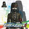 Danganronpa V3 - PlayStation Store Icon (Korekiyo Shinguji) (1)
