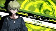Danganronpa V3 Rantaro Amami Introduction (French)