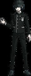 Danganronpa V3 Shuichi Saihara Fullbody Sprite (Hat) (31)