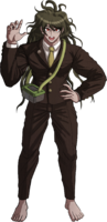 Danganronpa V3 Gonta Gokuhara Fullbody Sprite (8)