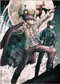 Danganronpa V3 Preorder Bonus Clearfile from Animate