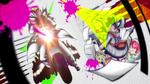 Danganronpa the Animation - OP 02 - Mondo & Hifumi 01