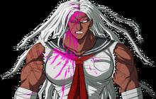 Danganronpa 1 Sakura Ogami Halfbody Sprite (PSP) (10)