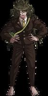 Danganronpa V3 Gonta Gokuhara Fullbody Sprite (16)