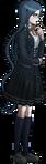 Danganronpa V3 Tsumugi Shirogane Fullbody Sprite (Debate Scrum) (2)