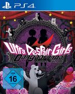 Danganronpa Another Episode - German Box Art