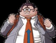 Danganronpa V3 Bonus Mode Hifumi Yamada Sprite (Vita) (12)