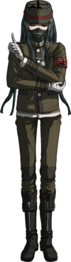 Danganronpa V3 Korekiyo Shinguji Fullbody Sprite (6)