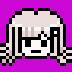 Web MonoMono Machine DR2 Twitter Icon Chiaki Nanami (Pixel)