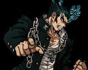 Danganronpa 2 Nekomaru Nidai Halfbody Sprite (PSP) (15)