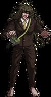 Danganronpa V3 Gonta Gokuhara Fullbody Sprite (24)