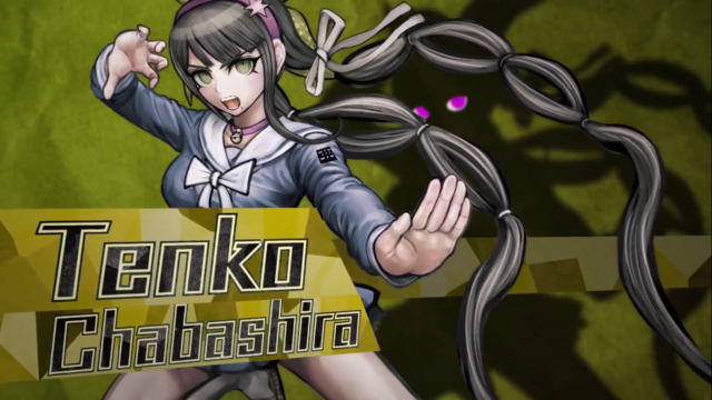 File:Danganronpa V3 Tenko Chabashira Opening (Demo Version).png