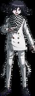 Danganronpa V3 Kokichi Oma Fullbody Sprite (2)