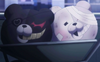 Shiro and Kurokuma heads