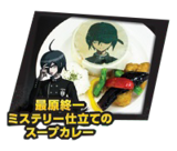 Sweets Paradise Danganronpa V3 Cafe Food 01