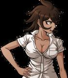 Danganronpa 2 Akane Owari Halfbody Sprite (PSP) (25)