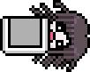 Danganronpa 2 Island Mode Mikan Tsumiki Pixel Icon (11)