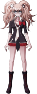 Junko Enoshima (DR2) Fullbody Sprite (19)