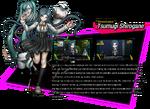 Tsumugi Shirogane Danganronpa V3 Official English Website Profile