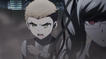 Danganronpa 2.5 - (OVA) Sonia, Peko, and Fuyuhiko off to fight The World Destroyer (22)