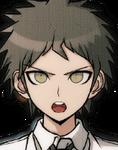Danganronpa 2 Hajime Hinata Nonstop Debate Mugshot