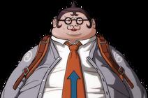 Danganronpa Hifumi Yamada Halfbody Sprite (PSP) (2)