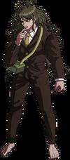 Danganronpa V3 Gonta Gokuhara Fullbody Sprite (17)