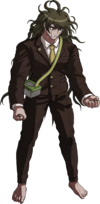 Danganronpa V3 Gonta Gokuhara Fullbody Sprite (27)