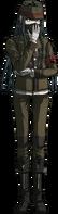 Danganronpa V3 Korekiyo Shinguji Fullbody Sprite (15)