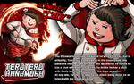 Promo Profiles - Danganronpa 2 (English) - Teruteru Hanamura