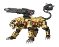 Danganronpa 2 Character Design Profile Tiger Monobeast