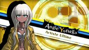 Danganronpa V3 Angie Yonaga Introduction (French)