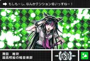 Danganronpa V3 Bonus Mode Card Ibuki Mioda N JPN