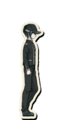 Danganronpa V3 Shuichi Saihara Death Road of Despair Sprite (Hat) 02